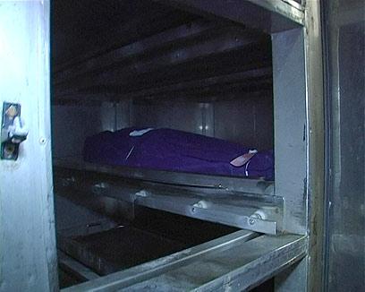 חדר המתים באיכילוב. יקח כמה ימים להתאושש (צילום: חגי דקל) (צילום: חגי דקל)