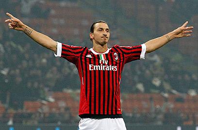 או שמא דווקא האיטלקית הטובה מכולן? זלאטן איברהימוביץ' (צילום: רויטרס) (צילום: רויטרס)
