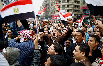 Rally in Tahrir Square (Archive photo: Reuters)