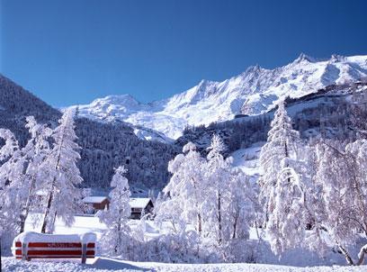 נעים מאוד, כאן האלפים. סאס פה בשוויץ (צילום: saastal tourismus) (צילום: saastal tourismus)