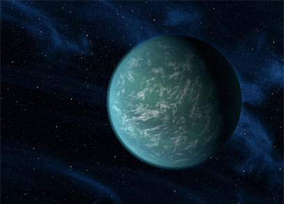הדמייה של הכוכב החדש ()