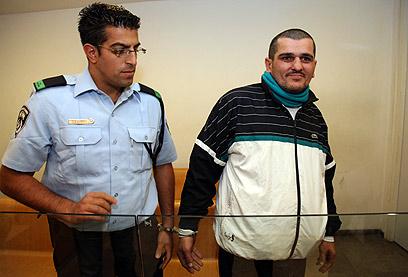 אחיו של מיכאל מור נעצר  (צילום: אבישג שאר-ישוב)