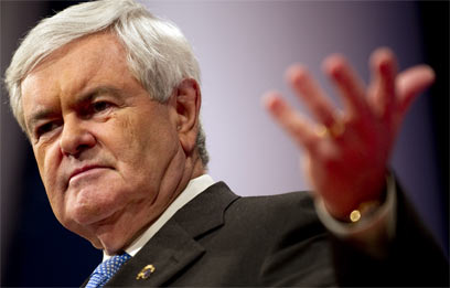 New Gingrich: These people are terrorists (Photo: AFP