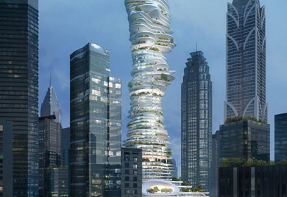 באדיבות כנען שנהב אדריכלים , CTBUH