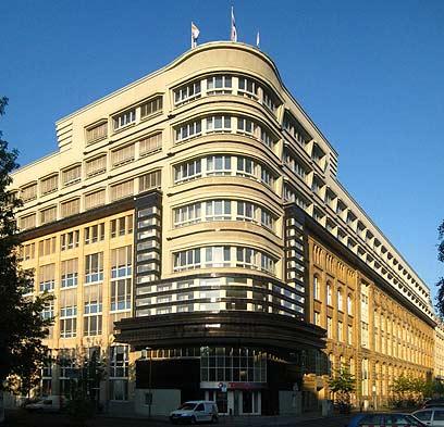 ה-Mosse Haus בברלין. על פי מנדלסון (צילום: Beek100) (צילום: Beek100)