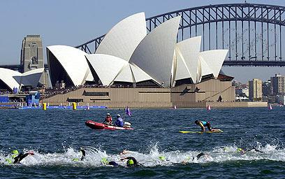 בית האופרה בסידני, אוסטרליה. יצירת פאר (צילום: MCT) (צילום: MCT)
