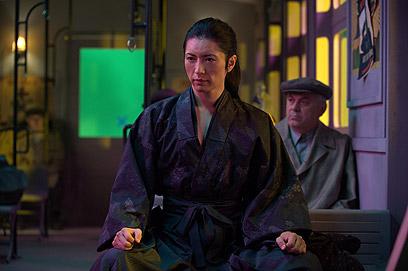 """גאקט ב""""בונראקו"""". סמוראי שטוח ()"""