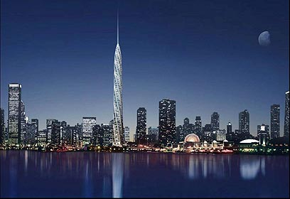 מגדלו של סנטיאגו קלטרווה בשיקגו (באדיבות כנען שנהב אדריכלים , CTBUH) (באדיבות כנען שנהב אדריכלים , CTBUH)