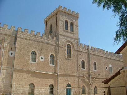 מנזר בית ג'מאל (צילום: דוד הכהן) (צילום: דוד הכהן)