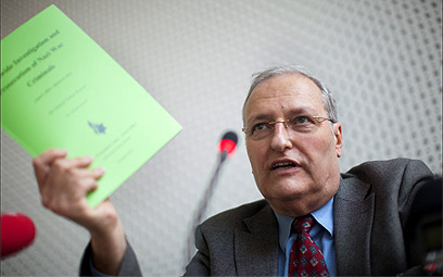 Dr. Efraim Zuroff the director of the Simon Wiesenthal Center. (Photo: Associated Press) (Photo: Associated Press)