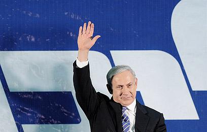 ראש הממשלה נתניהו. מרד בתוך הבית (צילום: ירון ברנר) (צילום: ירון ברנר)