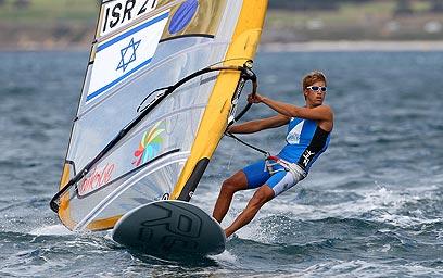 נמרוד משיח. יזכה במדליה רביעית באליפות עולם? (צילום: Richard Langdon/Perth2011) (צילום: Richard Langdon/Perth2011)