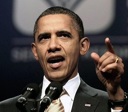 ברק אובמה. פורסט וויטאקר לא מאוכזב (צילום: רויטרס) (צילום: רויטרס)