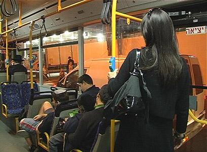 נשים מופלות באוטובוס? יש פתרון: עידוד השימוש בו (צילום: אלי מנדלבאום) (צילום: אלי מנדלבאום)