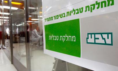 מפעל טבע בירושלים. אל תחפשו שדות פתוחים (צילום: רויטרס) (צילום: רויטרס)