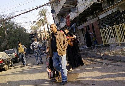 פליטים בעיראק. מגוייסים? (צילום: רויטרס) (צילום: רויטרס)