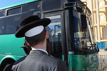 """אוטובוס """"אגד"""". האישום בוטל (צילום: אוהד צויגנברג) (צילום: אוהד צויגנברג)"""