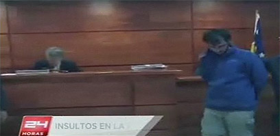 זינגר בבית המשפט בצ'ילה ()
