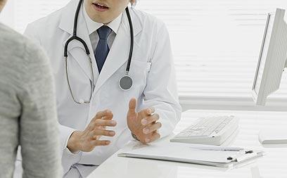 תדירות הבדיקה תיקבע על ידי הרופא המטפל (צילום: shutterstock) (צילום: shutterstock)