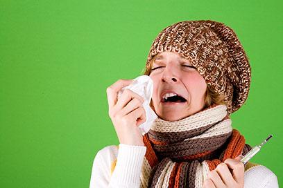 כמה ויטמין סי יכולים להעלים את ההצטננות? (צילום: shutterstock) (צילום: shutterstock)