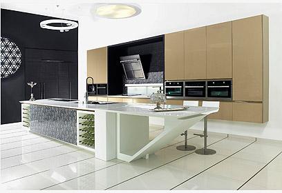 אי במטבח. משטח עבודה נהדר  (צילום: באדיבות DECOR )