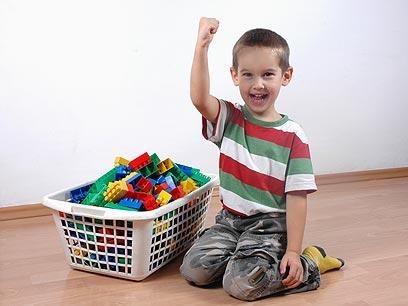 כל מה שנרכוש יעניין את הילדים בדיוק שעתיים (צילום: shutterstock) (צילום: shutterstock)