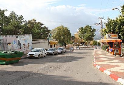 גבעת המורה. רחוב בשכונה (צילום: חגי אהרון) (צילום: חגי אהרון)