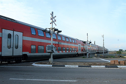 Israeli train - upgrade is on the way (Photo: Ofer Amram)