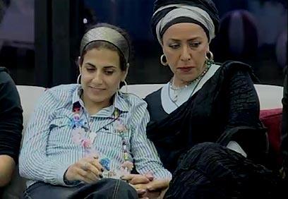 היה רע לתפארת. ברי סימון וזיוה כהן-בהנם (צילום: ערוץ 2) (צילום: ערוץ 2)