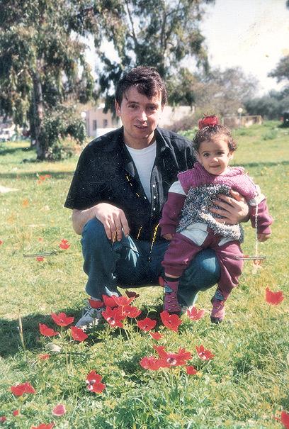 אלמוג ואבא שאול. משפחה שמחוברת לטבע