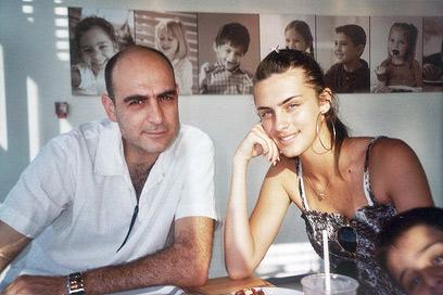 עם אבא סאמר. חיינו תמיד בסביבה יהודית