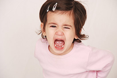 שמישהו יוציא את הילדה! (צילום: shutterstock ) (צילום: shutterstock )