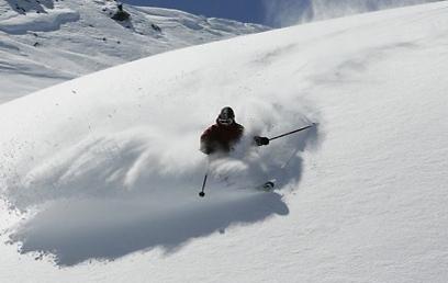 אחד מאתרי הסקי הגבוהים באיטליה. ליביניו (צילום: Roby Trabucchi) (צילום: Roby Trabucchi)