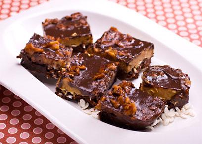 ריבועי שוקולד (צילום: ראובן אילת) (צילום: ראובן אילת)