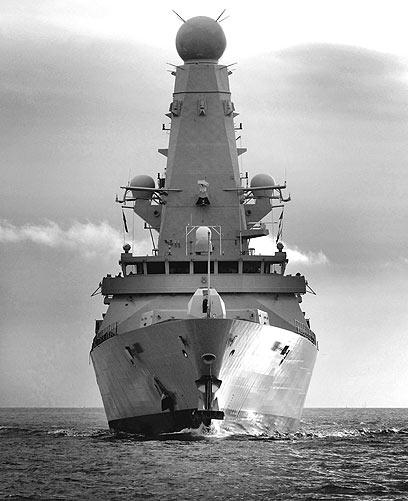 British Destroyer (Photo: EPA) (Photo: EPA)