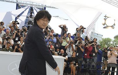 בונג ג'ון-הו. כולם כבר שמים לב לקוריאנים (צילום: MCT)