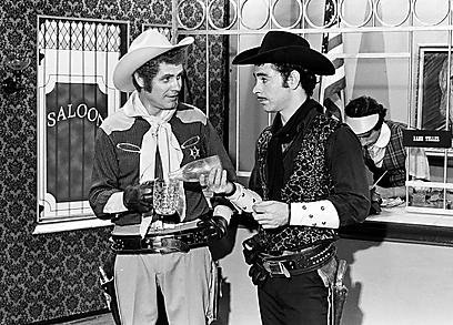 היי שריף, ארווין קפלן  (צילום: הטלוויזיה החינוכית) (צילום: הטלוויזיה החינוכית)