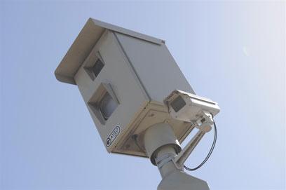"""""""אין לנו שום כוונה להסתיר את המצלמות"""" (צילום: ירון ברנר) (צילום: ירון ברנר)"""
