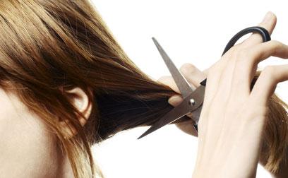 השערות המושתלות נלקחות מחלקו האחורי של הראש (צילום: shutterstock) (צילום: shutterstock)