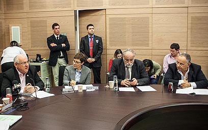 הדיון בוועדת הכנסת, היום (צילום: נועם מושקוביץ) (צילום: נועם מושקוביץ)