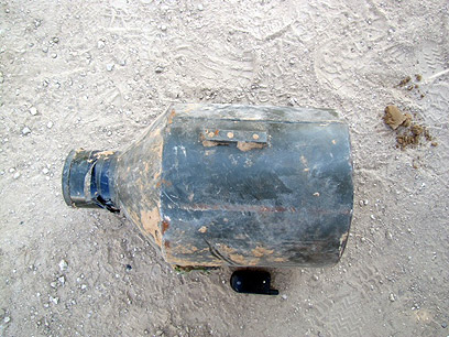 Explosives found in Gaza Strip (Photo: IDF Spokesperson's Unit