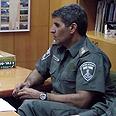 """נצ""""מ יזהר פלד: """"איפה שאפשר לעזור אנחנו שם"""" צילום: מועצה אזורית באר טוביה"""