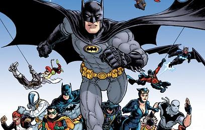 באטמן והמשפחה המורחבת. אבדן לצד עוצמה  (עטיפת הקומיקס) (עטיפת הקומיקס)