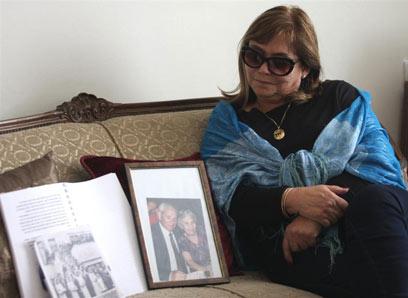 """""""אמי הייתה אשה חזקה"""". הבת בטי יזרסקי (צילום: אבי מועלם) (צילום: אבי מועלם)"""