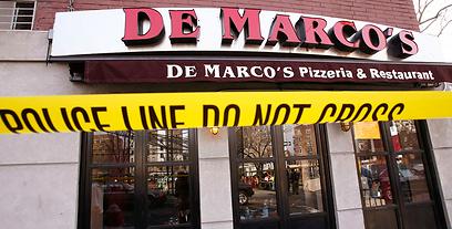 ההצלחה מוכיחה: ההנחות הקודמות היו שגויות. זירת פשע בניו יורק (צילום: רויטרס) (צילום: רויטרס)