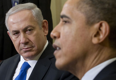 Netanyahu and Obama. Some lines must not be crossed (Photo: AFP)