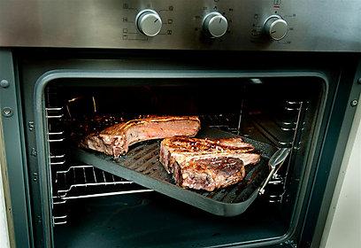 אפשר לשמור בחימום בתנור אבל לא יותר מדי זמן (צילום: ירון ברנר) (צילום: ירון ברנר)