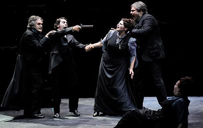 לואיזה מילא באופרה הישראלית     ()