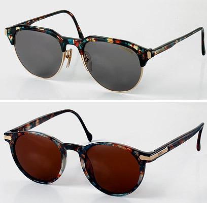 וינטג' אמיתי: משקפי שמש נדירים בחנות המקוונת בל אנד סו ()