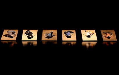 מעבודותיו של סאבורו טשיגוורה. בכורה בישראל (צילום: Sakae Oguma ) (צילום: Sakae Oguma )